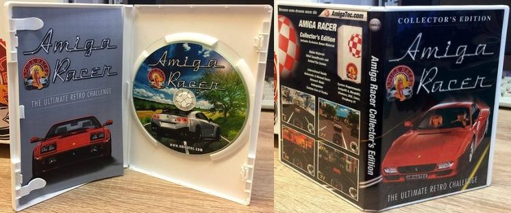 Amiga Racer Box