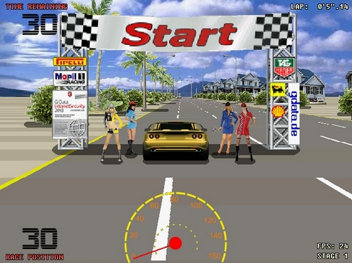 Amiga Racer Screen 02