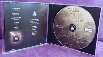 Tales of Gorluth Inside Case